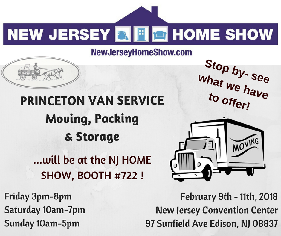 VISIT US AT THE 29TH ANNUAL NJ HOME SHOW IN NEWARK, NJ!