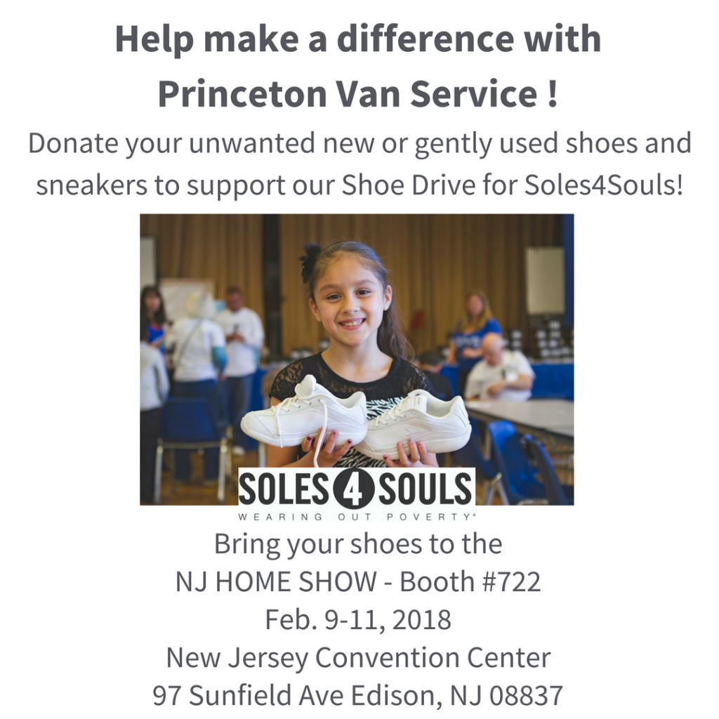 Help Us Support Soles4Souls With Our Shoe Drive!