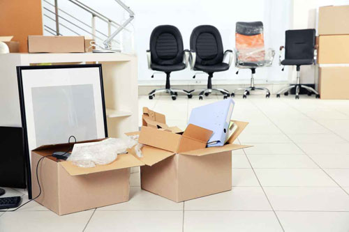 Office, Corporate Movers in NJ
